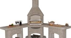 prodej komínů atlas rohový
